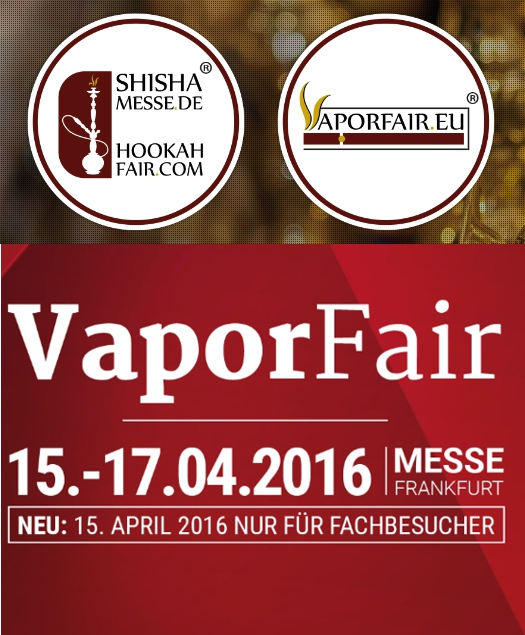 hookahfair meets vaporfair dampfermagazin. Black Bedroom Furniture Sets. Home Design Ideas