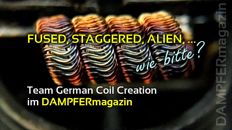 Team German Coil Creation