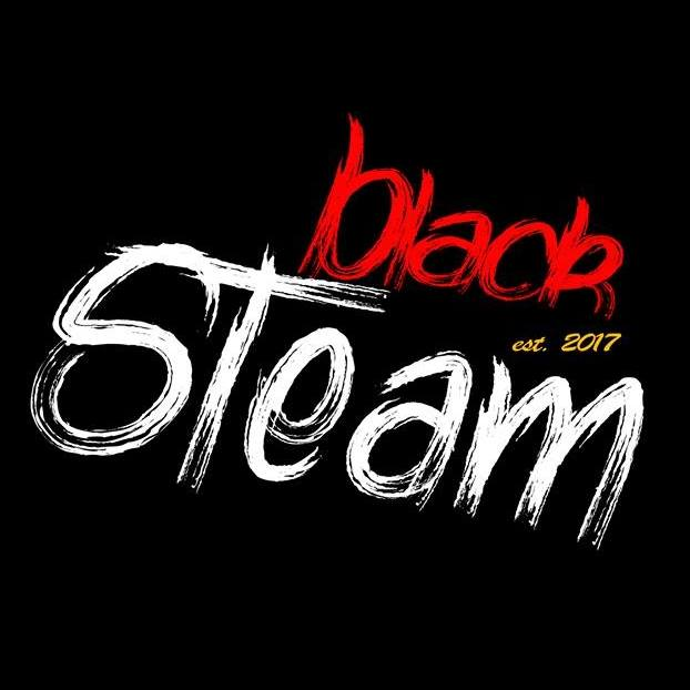 black steam