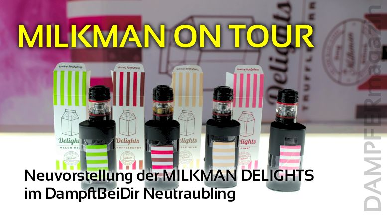 Milkman on Tour