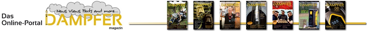 DAMPFERmagazin