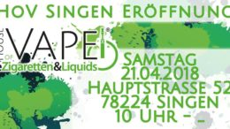 House of Vape Singen