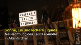 CalitO eSmoKe Altenkirchen