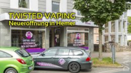 Twisted Vaping Hemer