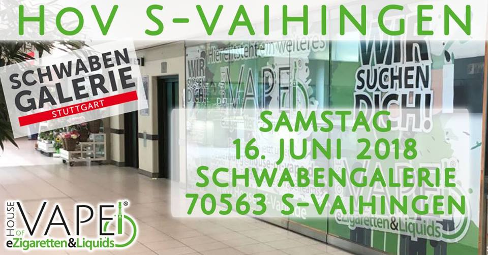 House of Vape S-Vaihingen