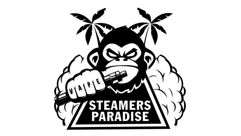 Steamers Paradise Logo Neutral