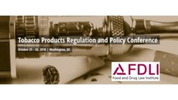 Tobacco Products Regulation and Policy Conference