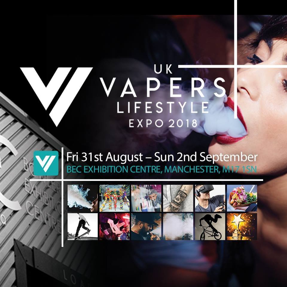 UK Vapers Lifestyle Expo