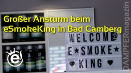 eSmokeKing Bad Camberg