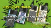Lost Vape Origin