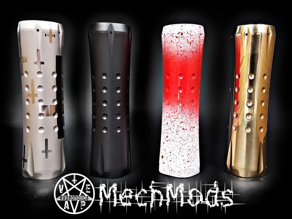 Hellraiser MechMod