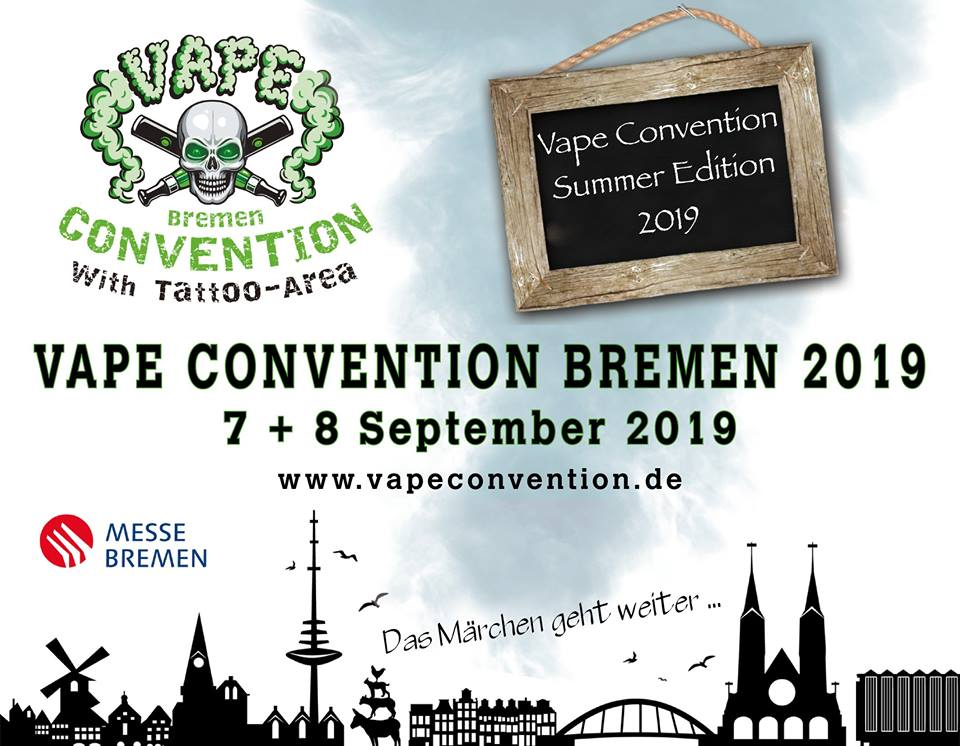 Vape Convention Bremen 2019