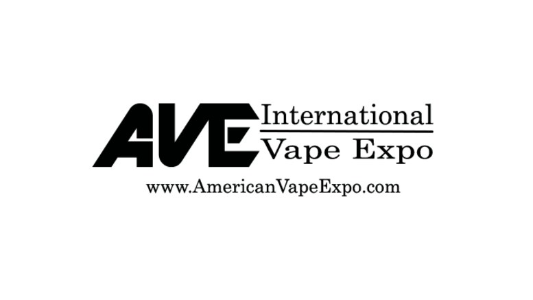 AVE AmericanVapeExpo Logo Neutral