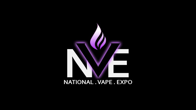 National Vape Expo Logo Neutral