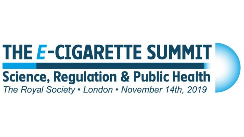 The E-Cigarette Summit 2019 London Logo