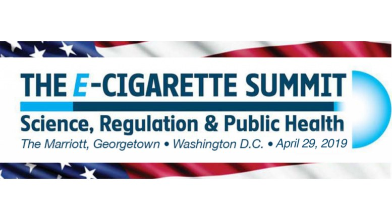 The E-Cigarette Summit USA 2019 Logo