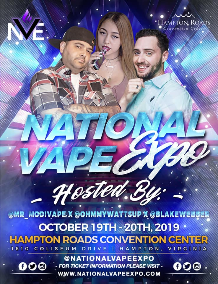 national vape expo