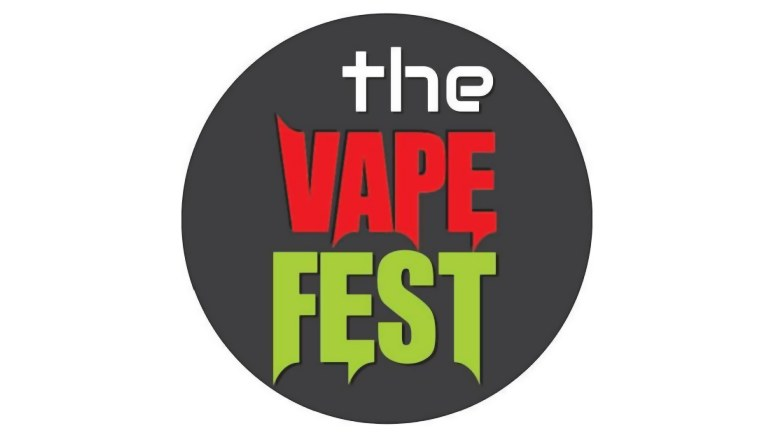 The Vape Fest Logo Neutral