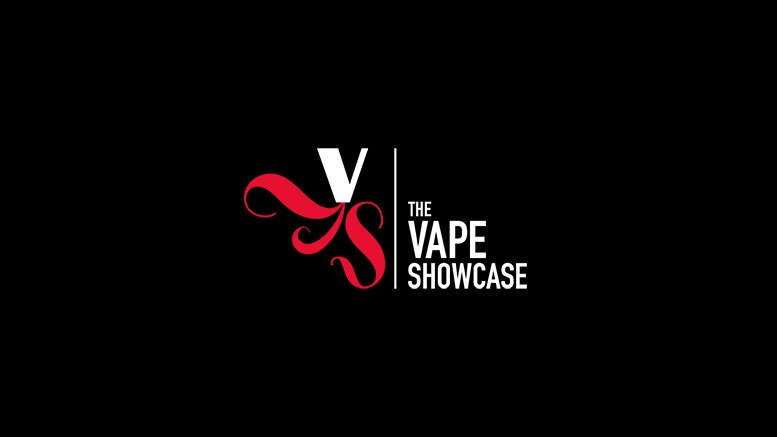The Vape Showcase Logo Neutral
