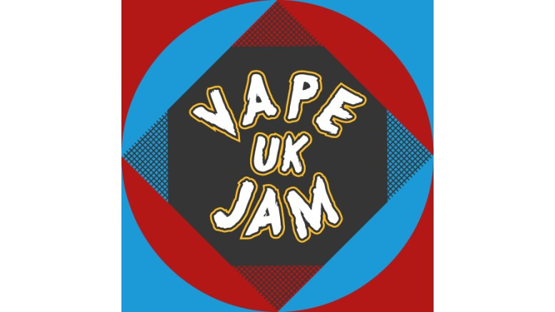 Vape Jam UK Logo Neutral