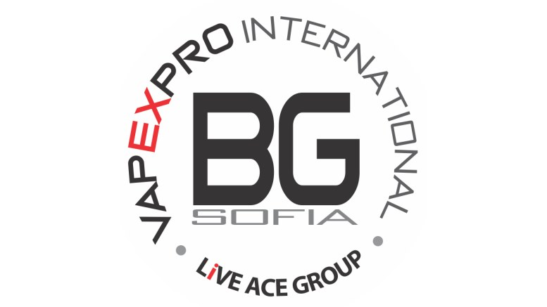 VAPEXPRO International BG Sofia Logo Neutral