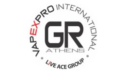 Vapexpro International GR Athens Logo Neutral