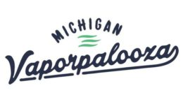 Vaporpalooza Michigan Logo Neutral