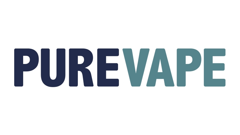 Pure Vape Logo Neutral