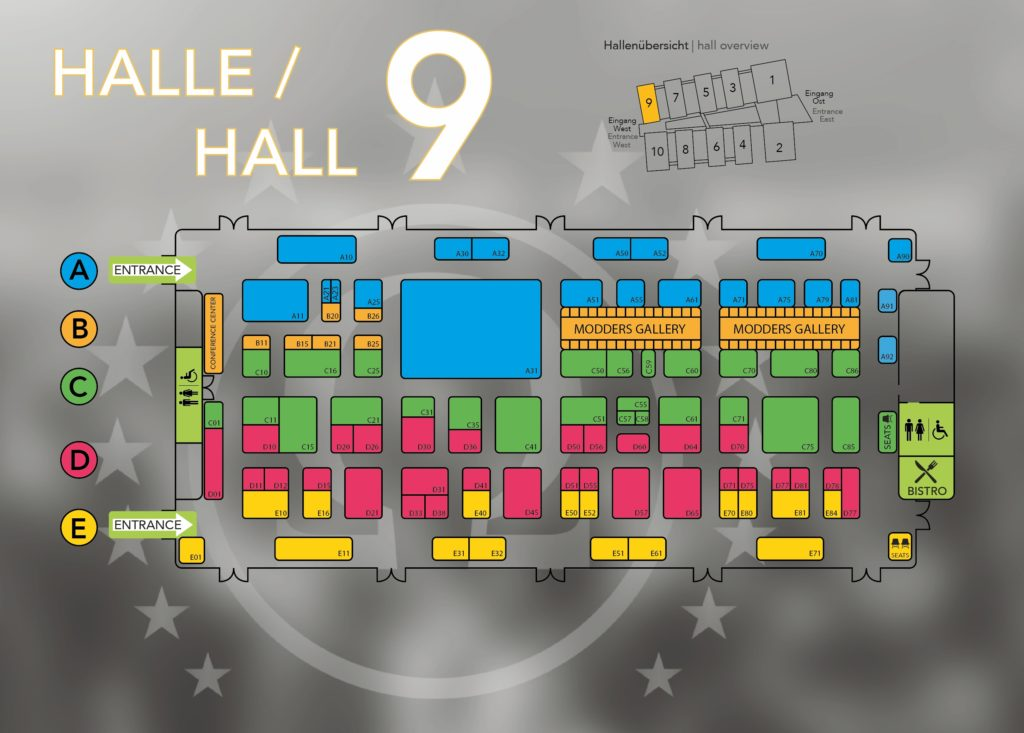 The Hall of Vape 2019